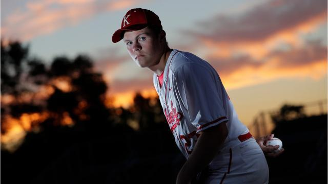 Kimberly's Matz is the P-C athlete of the year in baseball