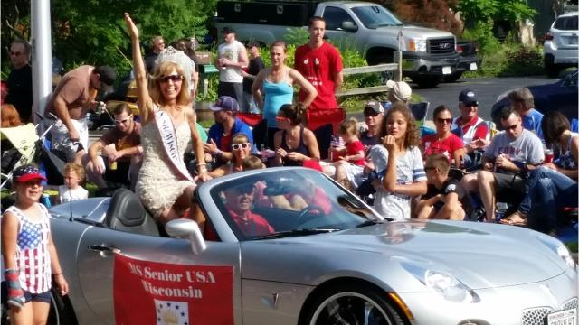 Ms. Sr. Wisconsin spreads awareness about Behcet's disease