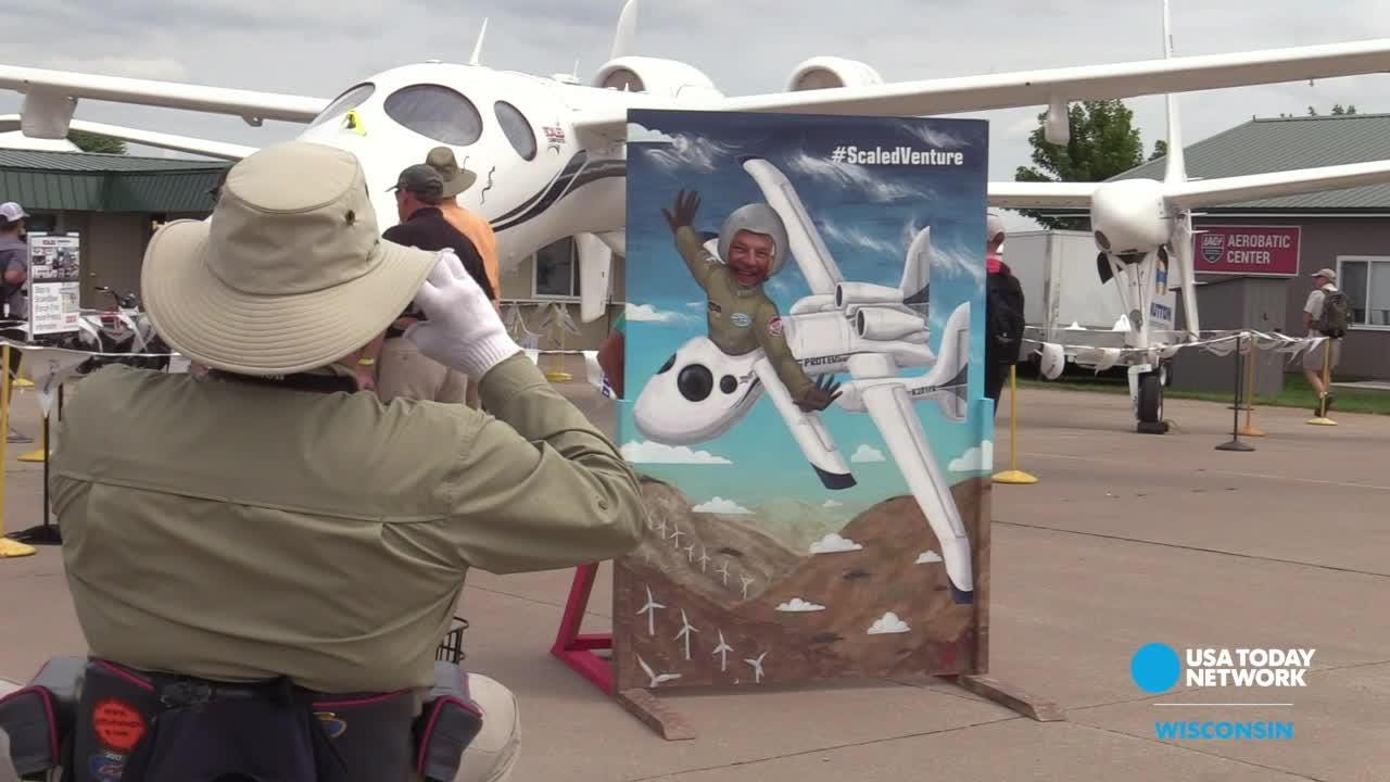 EAA AirVenture Day 2: Innovations Day
