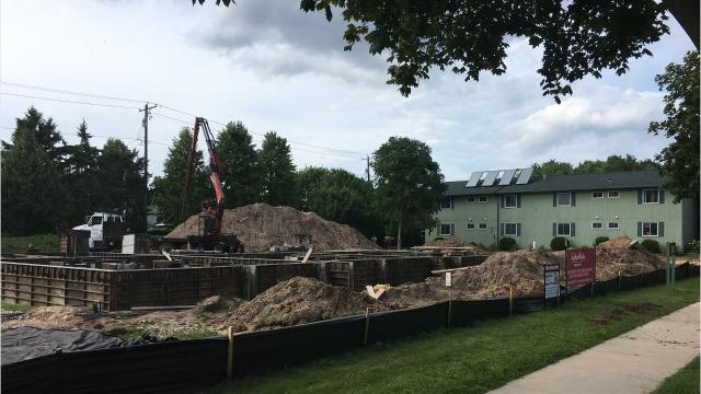 Townhouses have become a popular option for redeveloping parts of Green Bay neighborhoods. NeighborWorks Green Bay announced plans to add five townhouses to the Navarino neighborhood this winter.