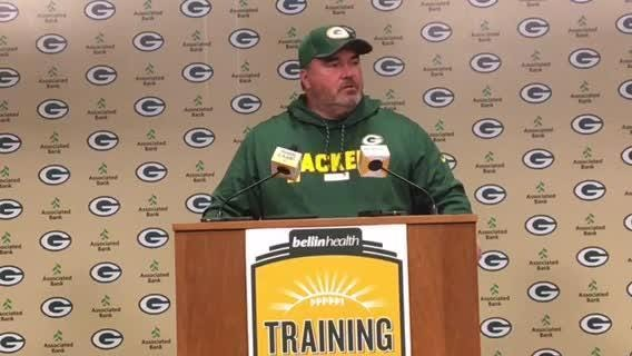 Mike McCarthy: Programs win championships