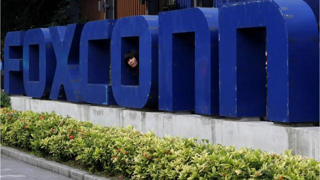 Global technology company Foxconn brings manufacturing and assembly jobs to Wisconsin