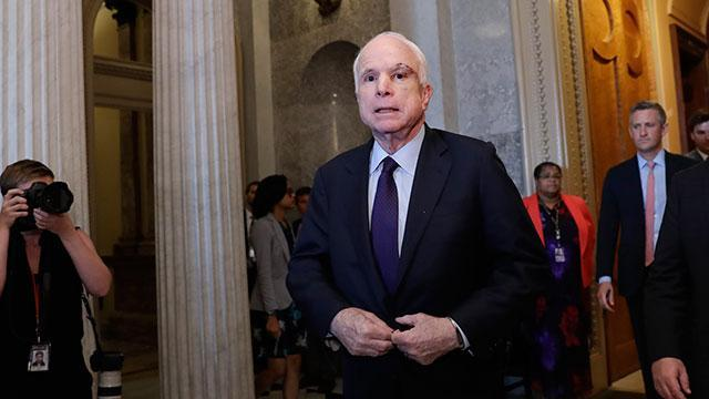 JS OnPolitics, 7.27.17: Trumpcare in the Senate