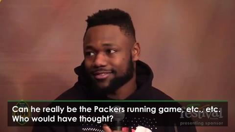 Ty Montgomery assesses his 2016 season with the Packers