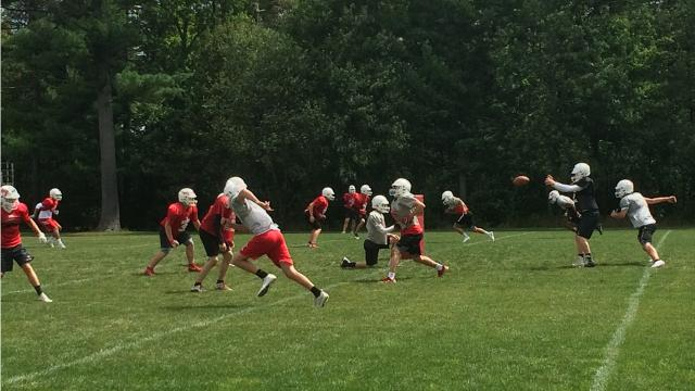 The Wisconsin Rapids football team prepares for its first season in the Valley Football Association West Division, hoping to improve for a fifth straight season.