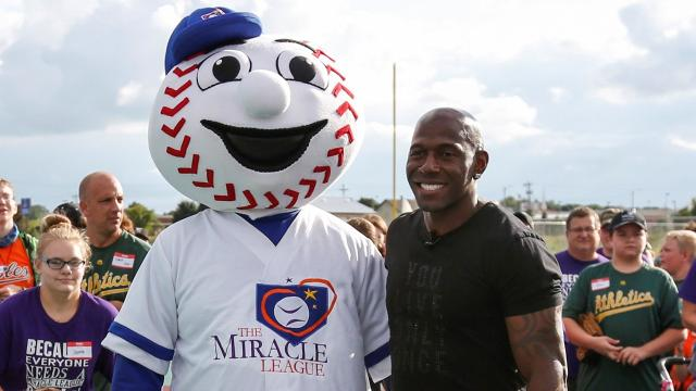 A video about the impact Donald Driver's visit to the Miracle League of the Lakeshore All-Star Game will have on the league itself.