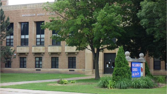 Green Bay Schools Move Forward With Washington Middle School Turnaround