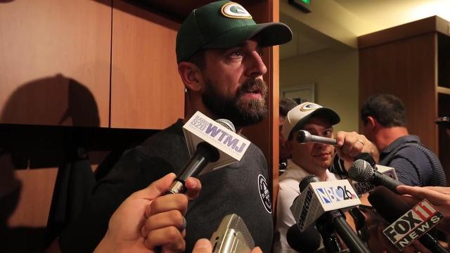 Aaron Rodgers: Preseason games not realistic