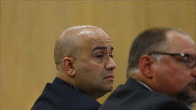 Wilton Calderon, a former physician at Ministry Medical Group in Plover, was sentenced Thursday after being convicted of sexually assaulting seven of his patients.