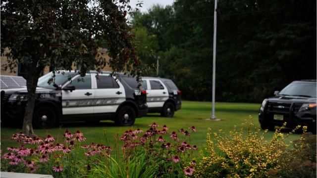 Wood County and Wisconsin Rapids emergency agencies got together Thursday morning at Assumption High School in Wisconsin Rapids to practice how the agencies would handle a situation with an active shooter in one of the area's schools.