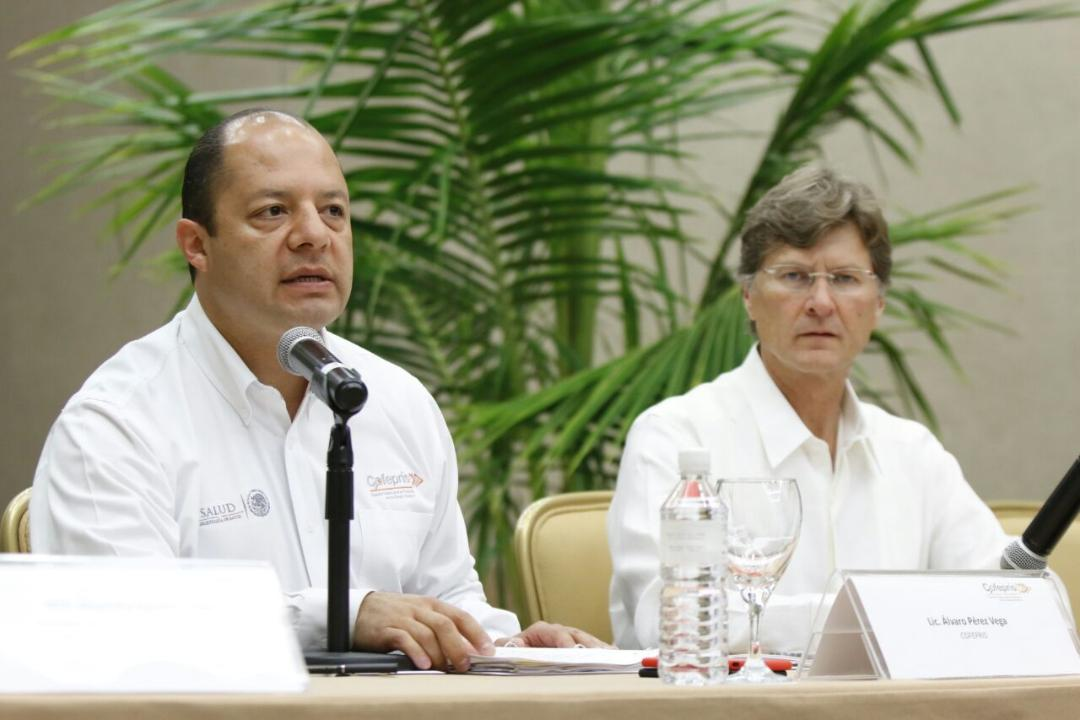 Audio: Mexican authorities announce the seizure of illicit alcohol