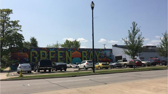 Green Bay launches public art program