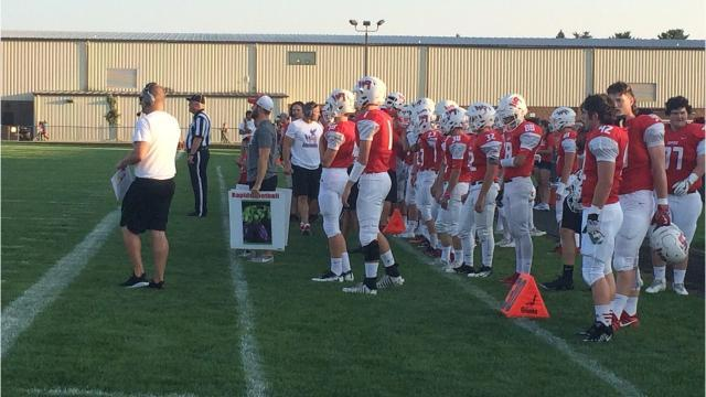 Wisconsin Rapids dominates Kaukauna in football opener