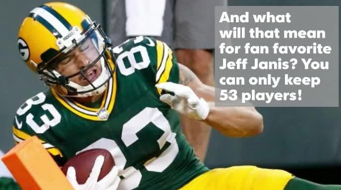 Here's your chance to build your Packers roster. Come up with your top 53 players, plus 10 that you can assign to the practice squad, while staying within the NFL's salary cap. 