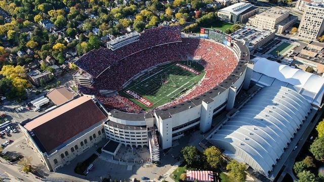 Camp Randall Stadium at 100