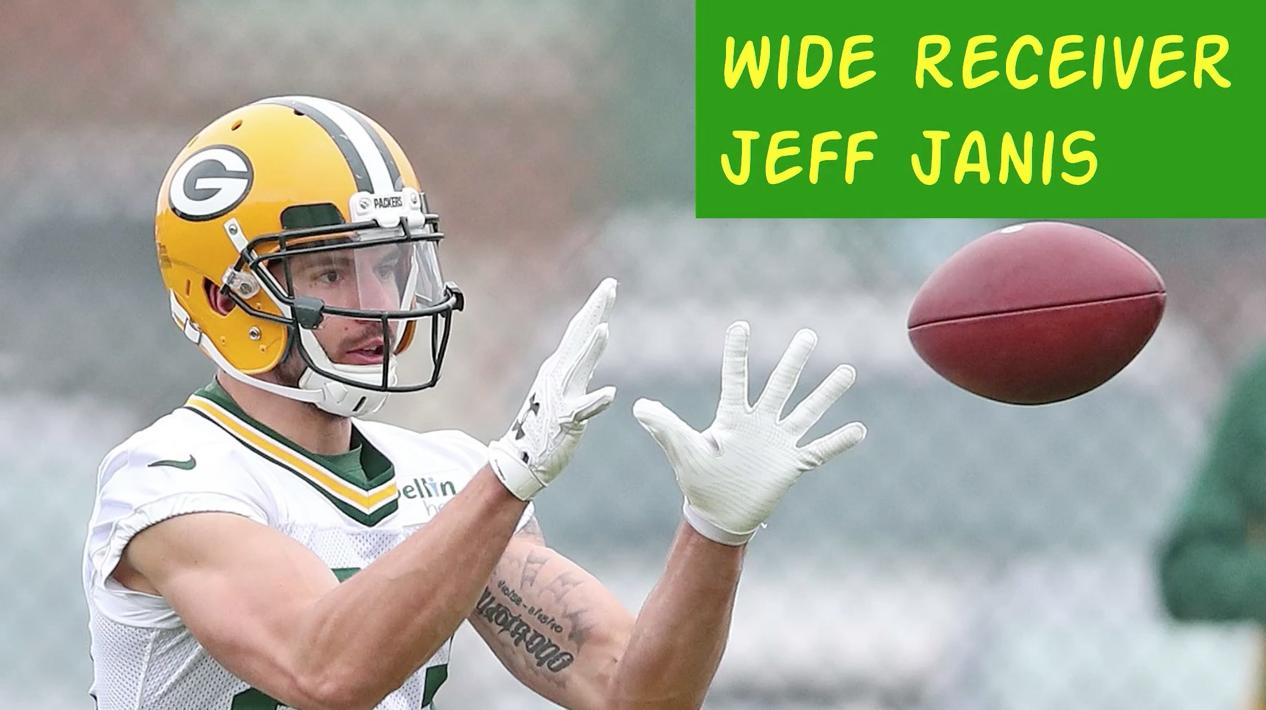 Packers Camp Snapshot: Jeff Janis