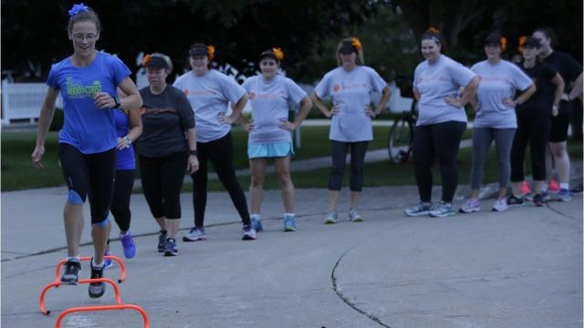 The Fiercely United Flowers are in full bloom as members empower women, act as role models and crush personal goals one mile at a time. A community running group geared towards women, they also do workouts together, volunteer with children and compete in races.