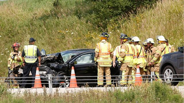 Traffic fatalities in Dodge and Fond du Lac counties are slightly higher this year than they were at the same time last year. (Taima Kern/USA TODAY NETWORK-Wisconsin)