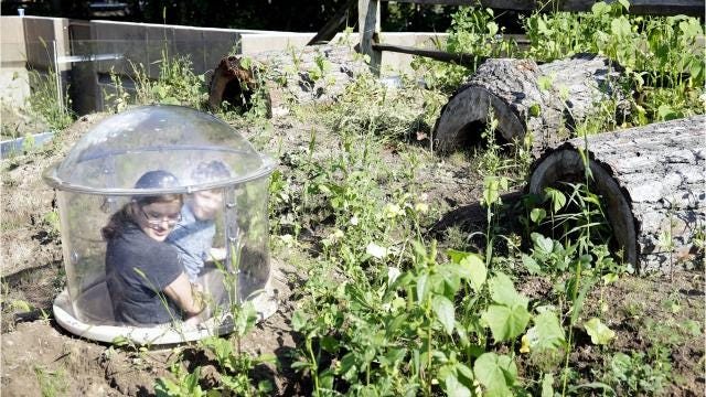 The NEW Zoo and Adventure Park in Suamico unveiled the newest addition to their Great Plains exhibit. The enclosure for the prairie dogs and badger features tunnels and bubble windows for visitor viewing.