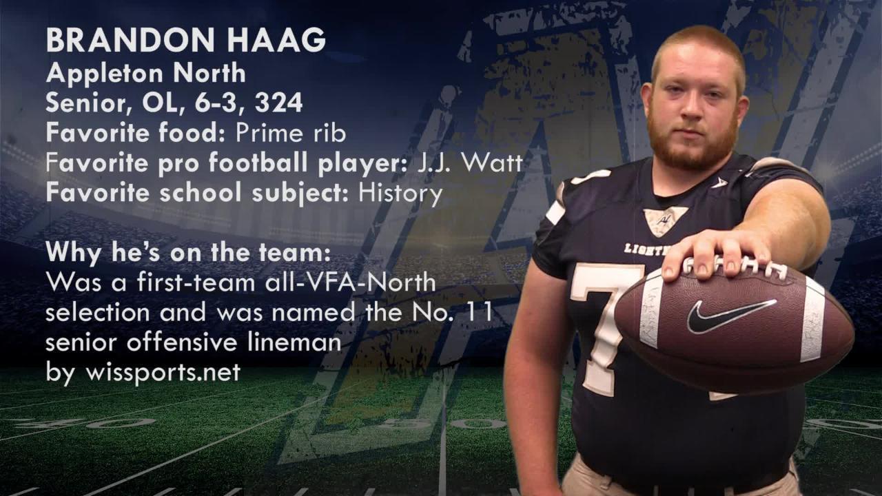 Elite 11: Brandon Haag, Appleton North