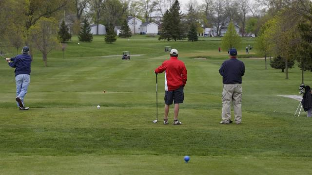 Documents show that Oshkosh Corp. is entertaining Lakeshore Municipal Golf Course as a site for a new company headquarters.