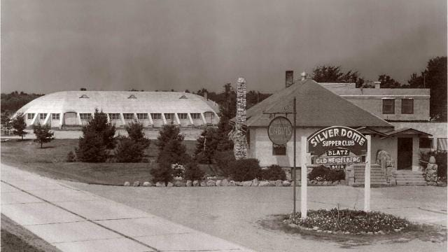 The Silver Dome Ballroom just a handful of miles west of Neillsville has hosted many famous musical acts from Johnny Cash to Neil Young.