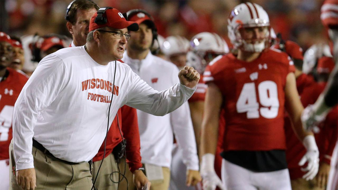 Paul Chryst focuses on the details to prepare for BYU