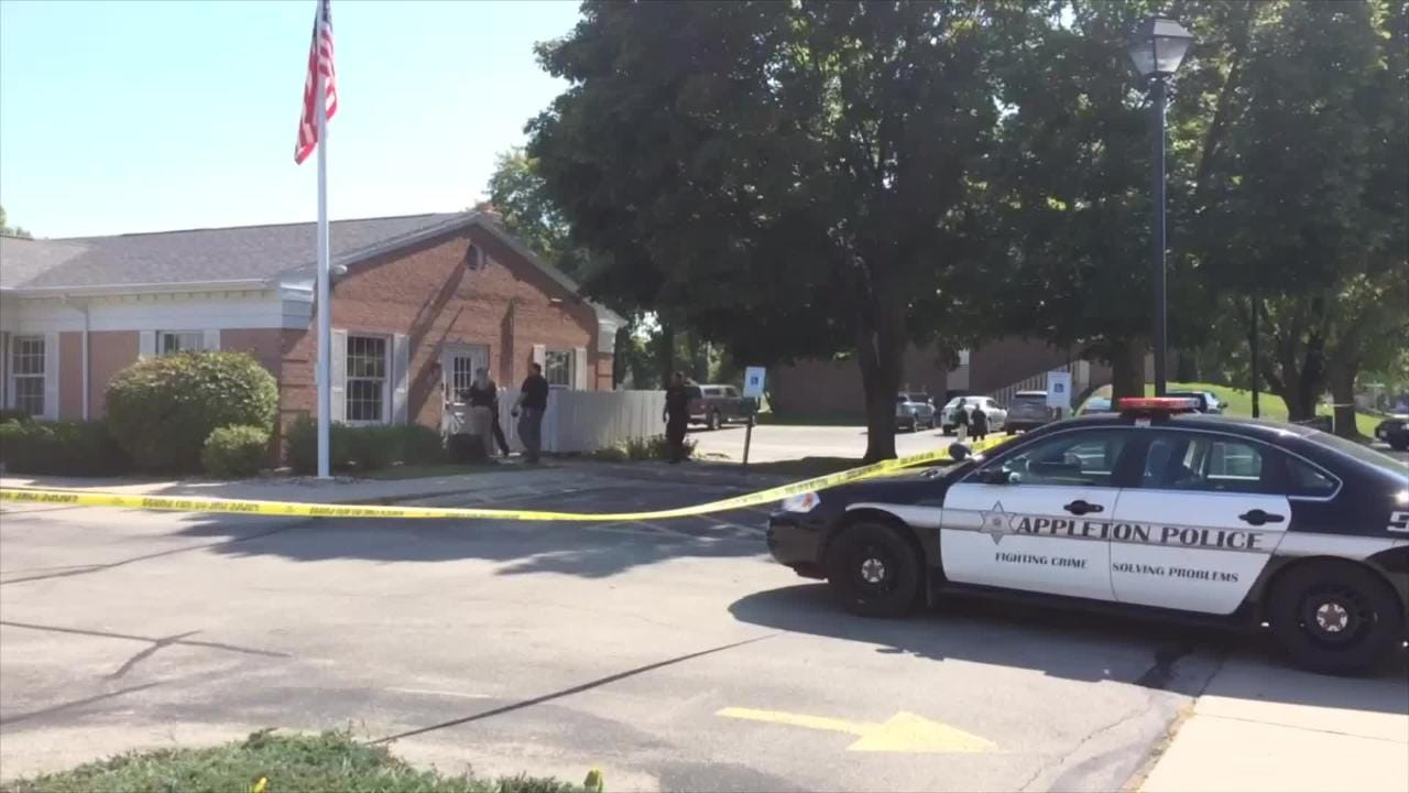 Capital Credit Union on East Calumet Street  in Appleton was robbed early Wednesday afternoon, according to police.