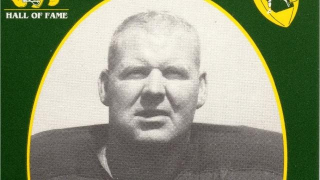 A look at the defensive tackles who have been inducted into the Green Bay Packers Hall of Fame.
