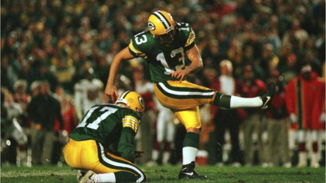 brand new 2d88c 2a85d Packers Hall of Fame punters and kickers