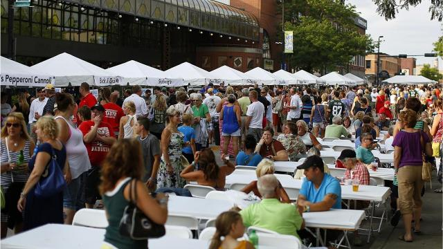 Taste on Broadway returns to downtown Green Bay