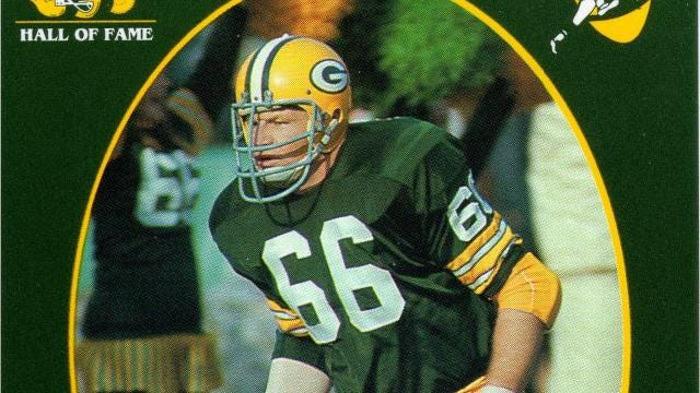 A look at the linebackers who have been inducted into the Green Bay Packers Hall of Fame.