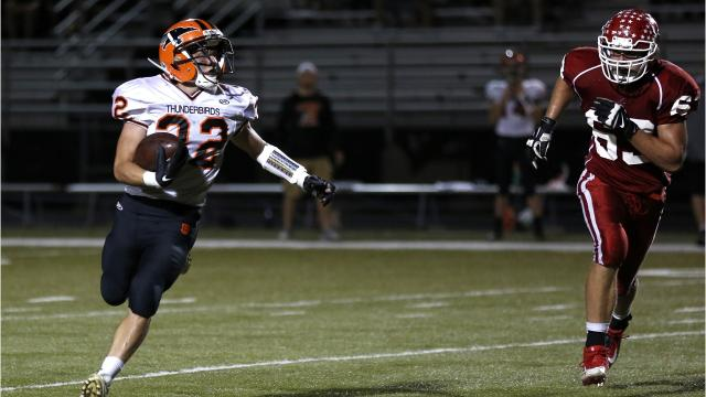 Edgar shut out Loyal on Friday and moved to 6-0 along with Pittsville to highlight the sixth week of the prep football season for local programs.