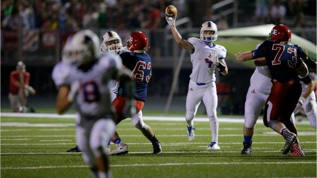 Prep football: Friday Night Rewind - Week 6