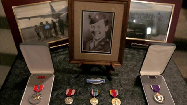 Nekoosa WWII soldier laid to rest after going missing in battle 73 years ago