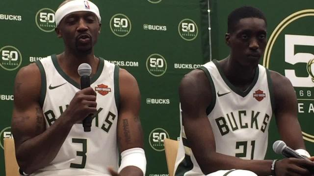 Video: The Bucks and summer vacation
