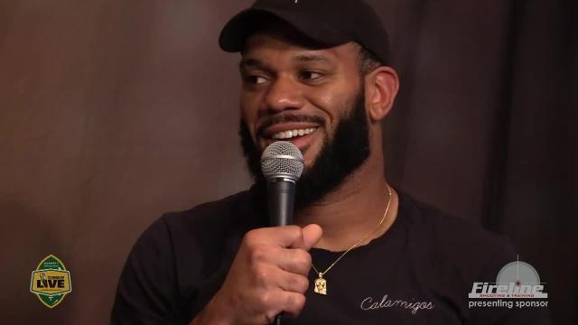 Kendricks: Lambeau TD 'hardest catch to make'