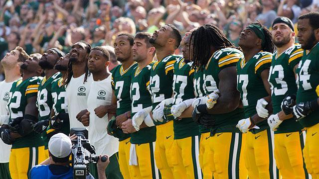 JS OnPolitics, 9.28.17: NFL protests come to Green Bay