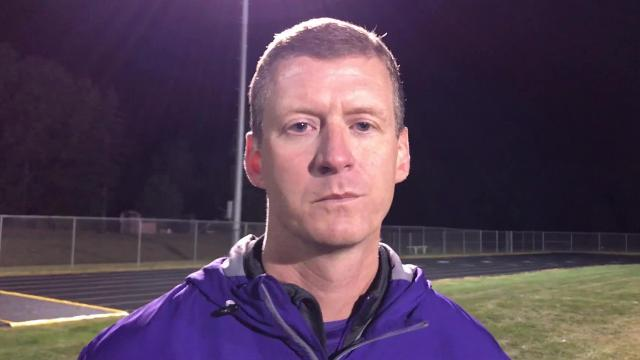 Pittsville football coach Mark Denniston discusses a gut-wrenching 7-6 loss to Wild Rose on Friday night. Both teams came into the matchup unbeaten and first place in the Central Wisconsin Conference-Small was on the line.