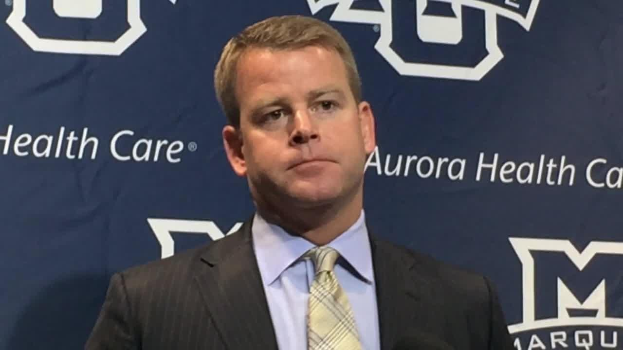 Video: Steve Wojciechowski on the recruiting bribery scandal