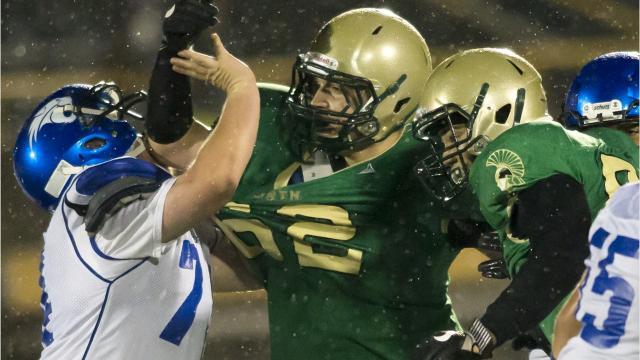 A quick look at Week 8 in the high school football season among Oshkosh area schools