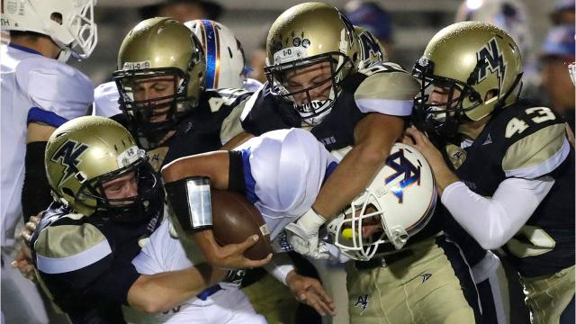 A recap of Week 8of high school football in the Post-Crescent coverage area.