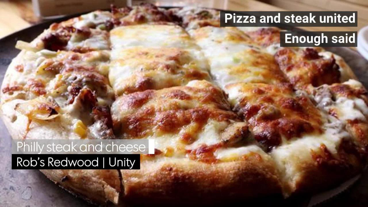 We've collected a few Wisconsin pizzerias to check out during National Pizza Month. (Oct. 10, 2017)