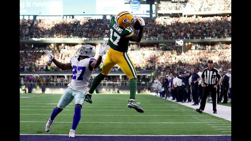 LeRoy Butler and Tom Silverstein debate whether Davante Adams is now the Packers' No. 1 receiver. (Oct. 10, 2017)