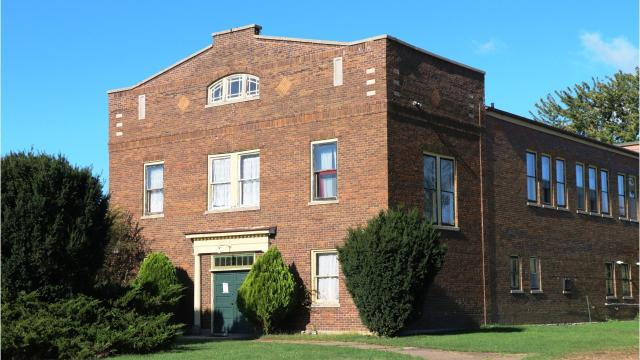 The South Greenville Grange Hall has been added to the Wisconsin Register of Historic Places.