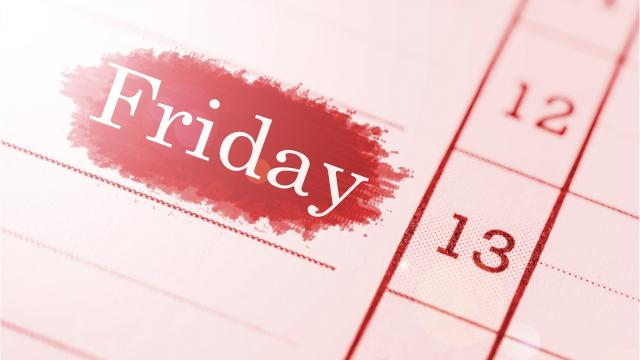 Where does the Friday the 13th superstition come from?
