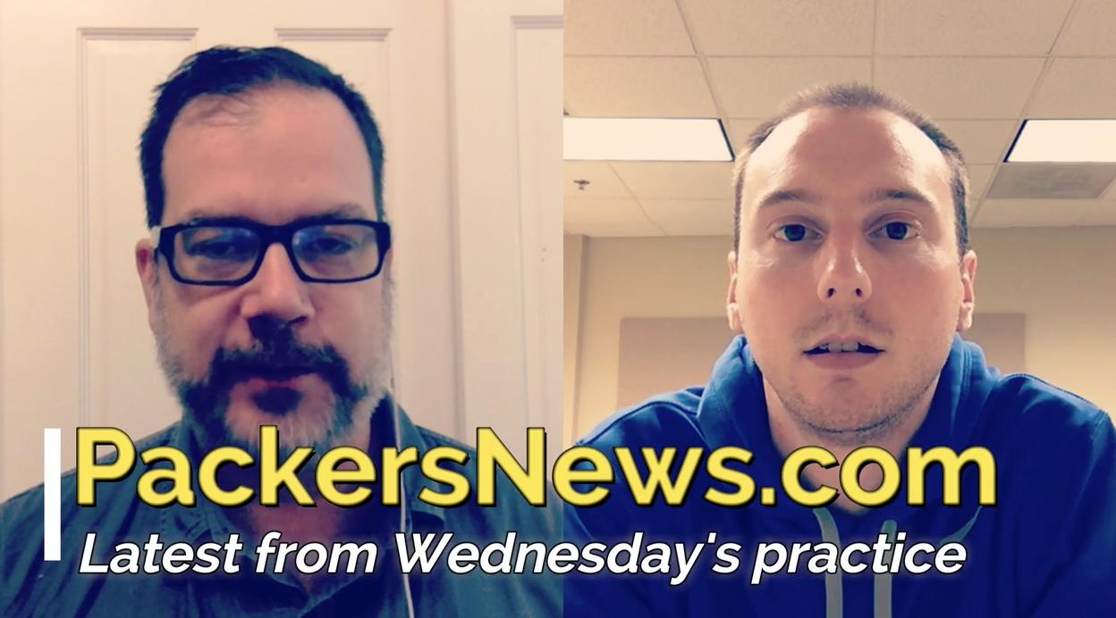 Michael Cohen joins Aaron Nagler to discuss the latest on Jordy Nelson's health as the Packers prepare to take on the Minnesota Vikings