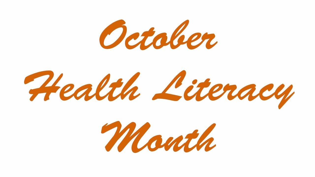 This weeks topic is Health Literacy month.  Healthy Oshkosh is a community partnership with the Oshkosh YMCA produced by Oshkosh Northwestern Media examining some of the topics that keep Oshkosh healthy.
