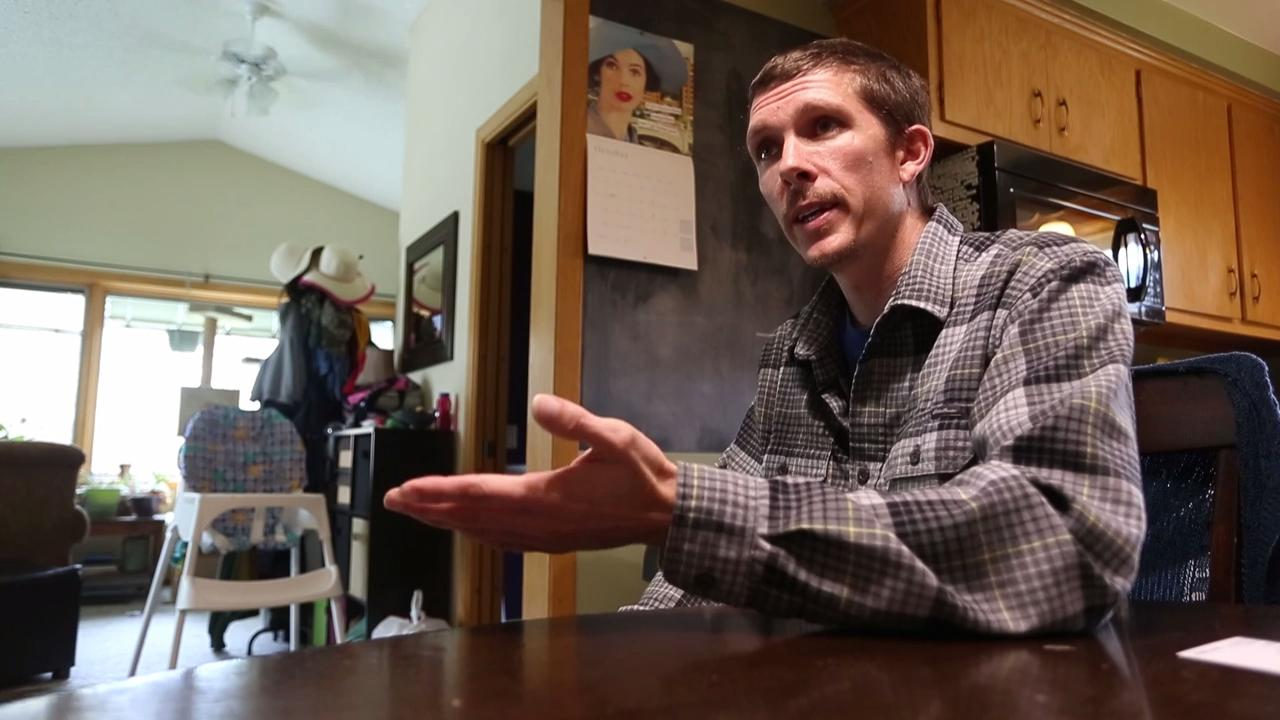 Hear what an Appleton Coated employee said about the effects of layoffs at his company.