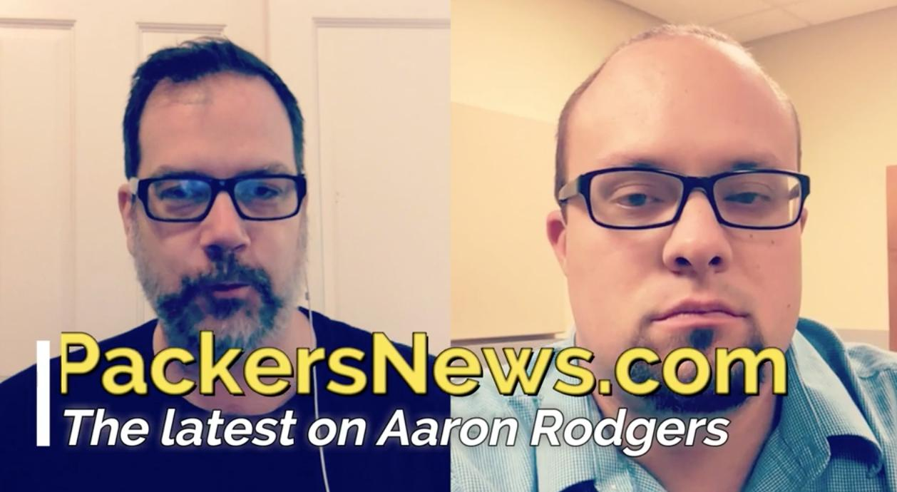 Ryan Wood of the Green Bay Press-Gazette speaks with Aaron Nagler about what lies ahead for Green Bay Packers quarterback Aaron Rodgers after his collarbone injury suffered against the Minnesota Vikings.